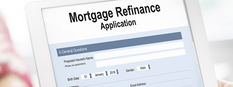 Considering A Mortgage Refinance