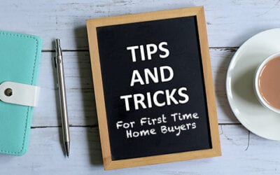 One key tip for first time homebuyers